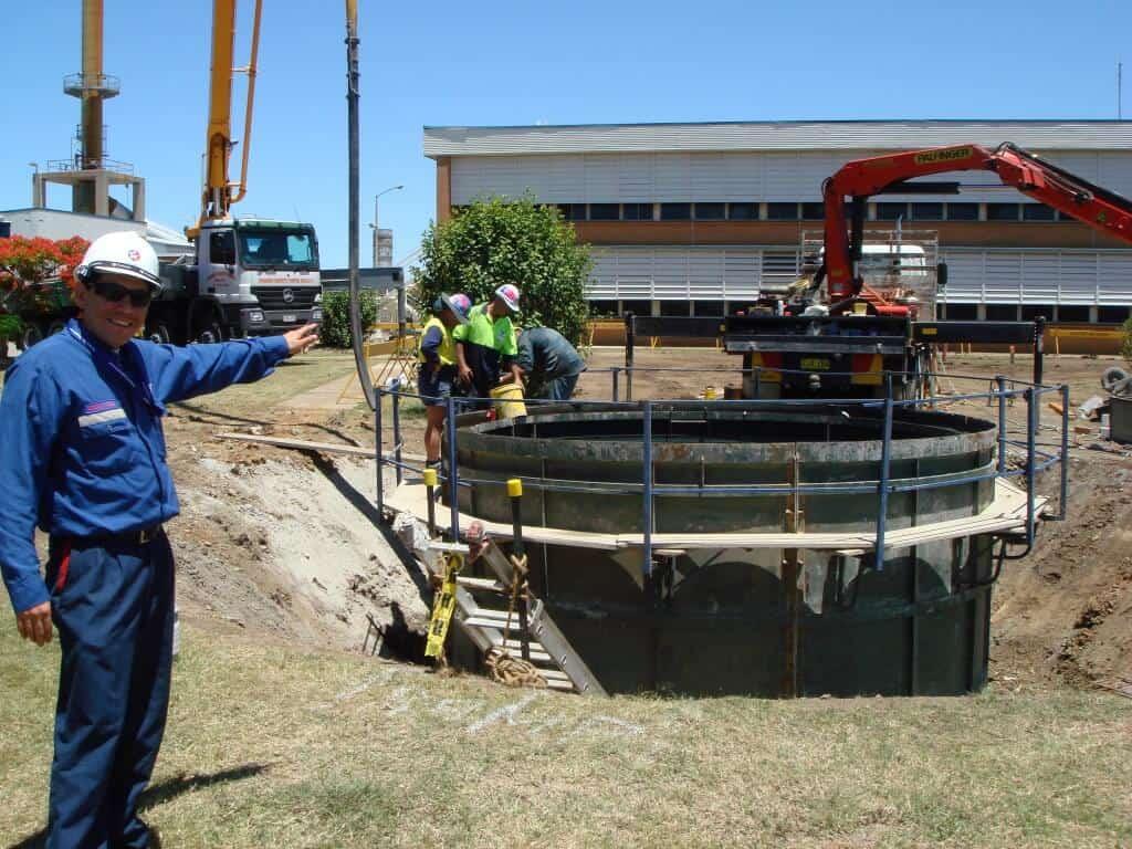"sewerage systems Australia"""