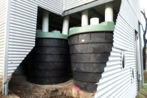 commercial septic tank systems