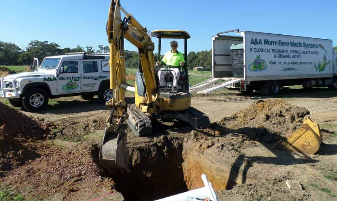 Rural Septic Tank Systems